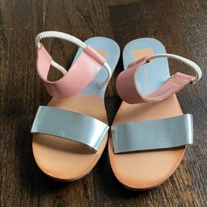 Faux leather Dolce Vita sandals